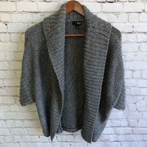 A.N.A. Open Front Knit Cardigan Size Medium